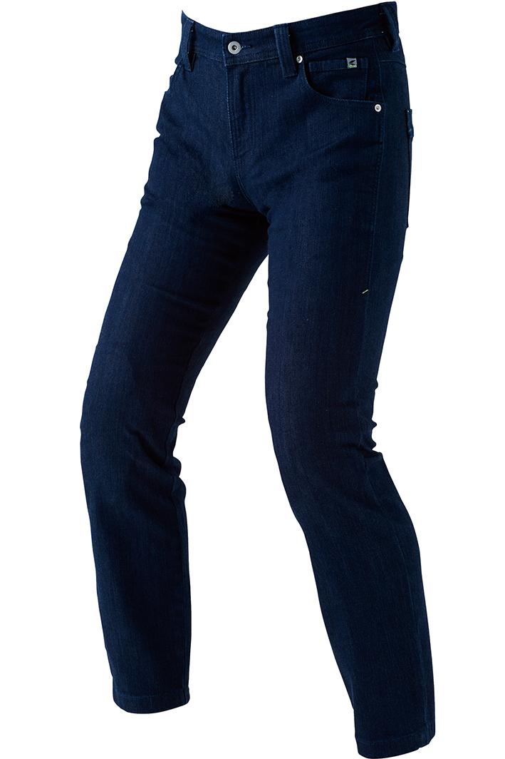 【あす楽】【メンズ】RSY259【ワンウォッシュ ブルー】【30インチ】コーデュラ ストレッチ デニム アールエスタイチ【膝プロテクター標準装備】