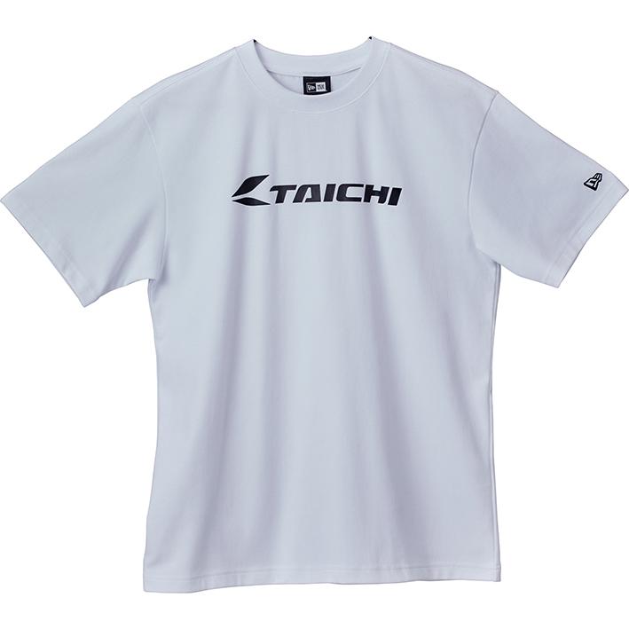 メンズ 代引き不可 NEU001 ロゴ ホワイト Mサイズ PERFORMANCE アールエスタイチ USサイズ T-SHIRT×TAICHI 国内送料無料