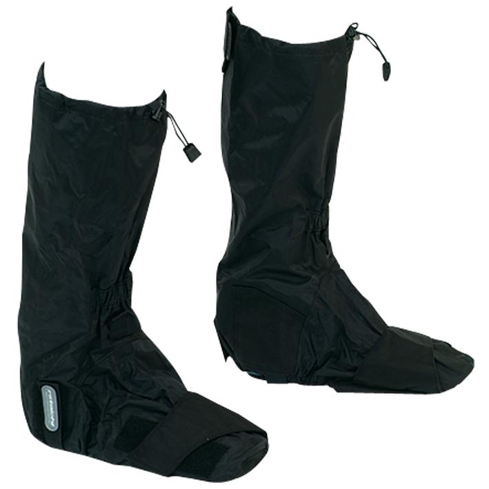 RSR209 ショップ 新着セール ブラック Lサイズ レインバスター アールエスタイチ 防水 ブーツカバー