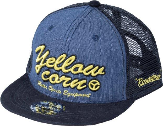2020SS あす楽 イエローコーン YeLLOW CORN デニム YC-011 CAP 美品 今ダケ送料無料 涼しい