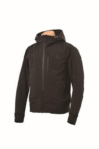 アーバニズム/urbanism ストレッチエアージャケット メンズ/涼しい/軽量 ブラック Lサイズ UNJ-081