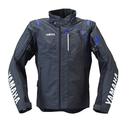 2021SS ヤマハ 大放出セール YAMAHA×クシタニ アクアジャケット バイク LLサイズ メンズ ブラック 高い素材 YAS59-K 春夏