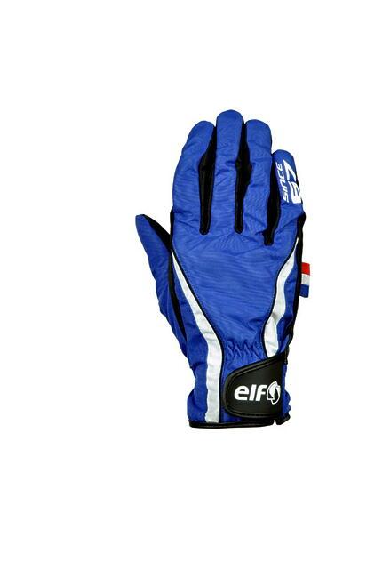 2021SS エルフ 卓越 elf オールウェザーグローブ バイク 商い 3Lサイズ メンズ ブルー ELG-5267