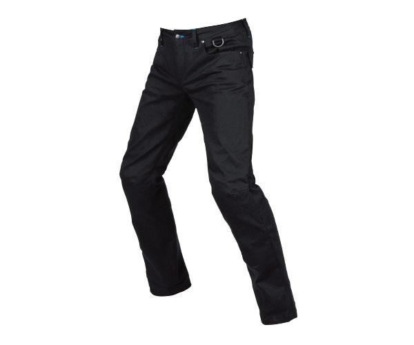 【メンズ】ELP-9221【ブラック】【31インチ】コンフォートストレッチパンツ エルフ【ストレッチ】【膝プロテクター標準装備】