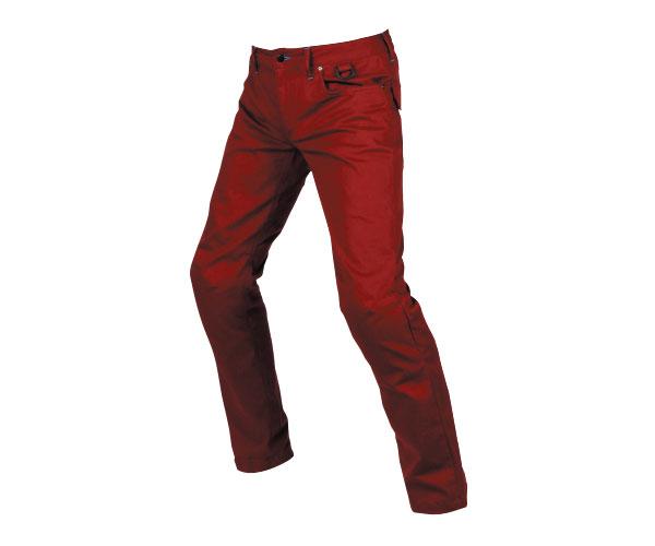 【あす楽】【メンズ】ELP-9221【レッド】【32インチ】コンフォートストレッチパンツ エルフ【ストレッチ】【膝プロテクター標準装備】