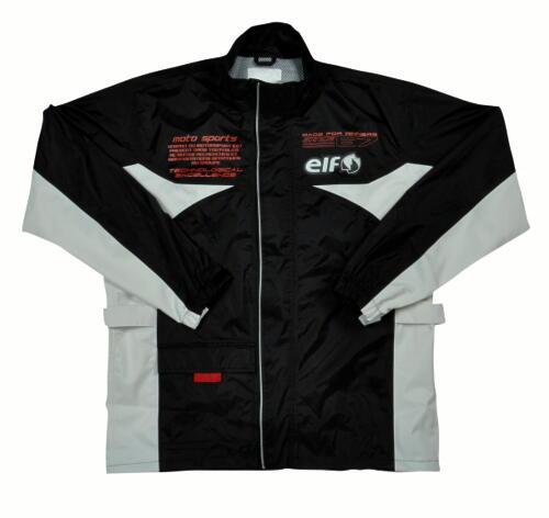 2021SS エルフ elf レインスーツ バイク ブラック Lサイズ 激安通販販売 ELR-3291 メンズ 国内送料無料