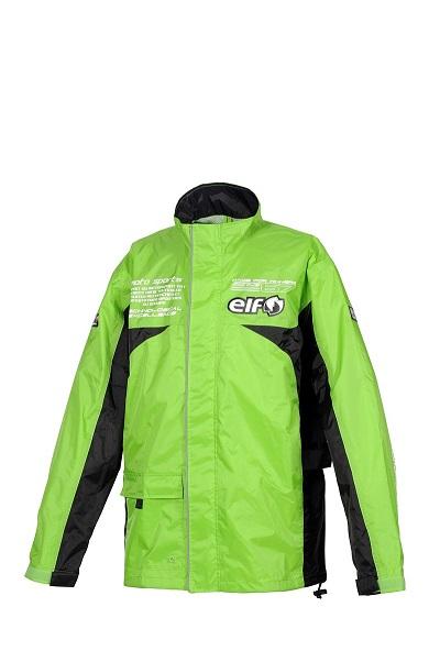 新商品 新型 2021SS エルフ elf レインスーツ バイク Mサイズ 信憑 グリーン メンズ ELR-3291
