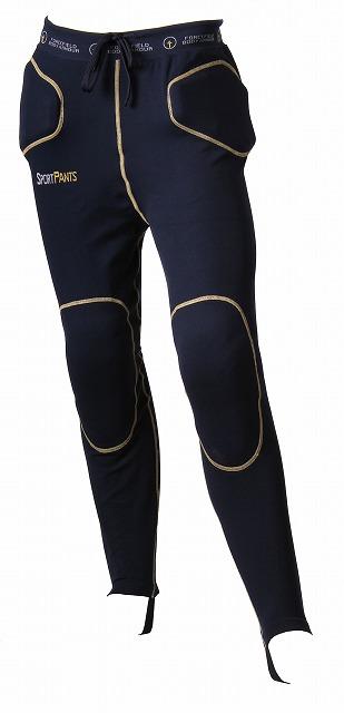 スポーツ パンツ L2【Sサイズ】プロテクトパンツ フォースフィールド【CEレベル2】【膝・腰・尾てい】