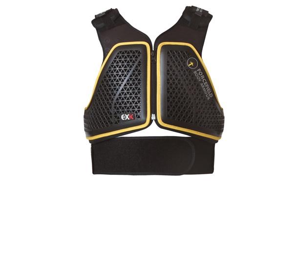EX-Kハーネス・フライト【Lサイズ】フォースフィールド プロテクター【脊髄】【胸部】【全部位CEレベル2】