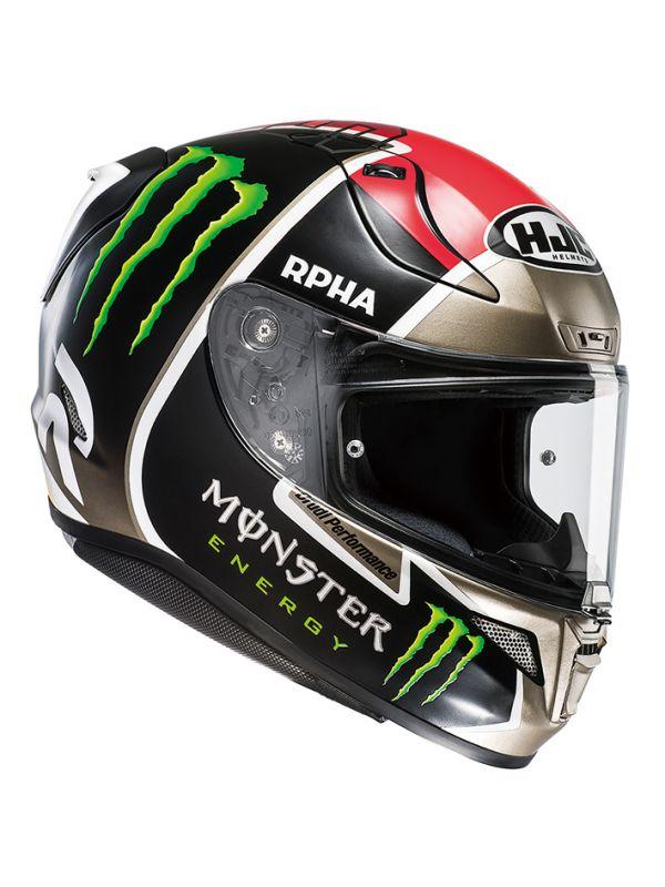 【あす楽】HJC(エイチジェイシー) バイクヘルメット フルフェイス (サイズ:L) RPHA11 JONAS FOLGER(ジョナス・フォルガー) HJH141