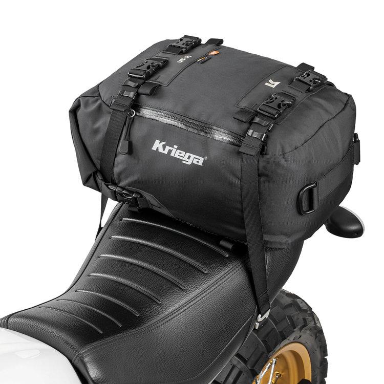 2020SS あす楽 国際ブランド KUSC20 US-20 Drypack 防水 20L シートバッグ Kriega NEW ARRIVAL クリーガ