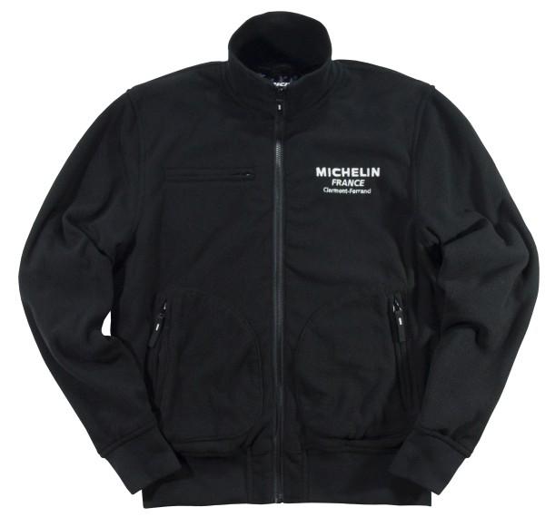 あす楽 MICHELIN ミシュラン バイク ML19401W 防寒 防風 フリースジャケット L2W ビバンダム プロテクター別売 ブラック 海外限定 新着セール メンズ