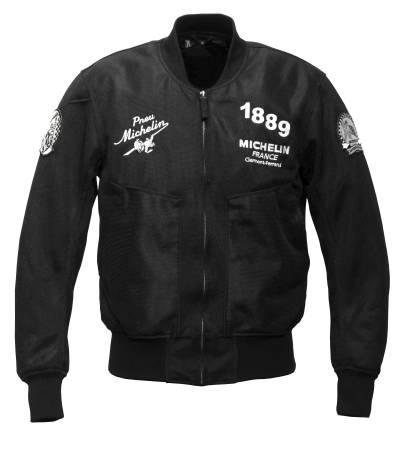 【あす楽】【メンズ】ML19104S【ブラック】【XLサイズ】メッシュジャケット ミシュラン/MICHELIN【プロテクター別売り】