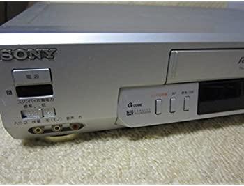中古 SONY SLV-R350 人気ブランド 格安SALEスタート VHSハイファイビデオデッキ