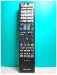 新着 中古 シャープ アイテム勢ぞろい テレビリモコン GB080WJSA