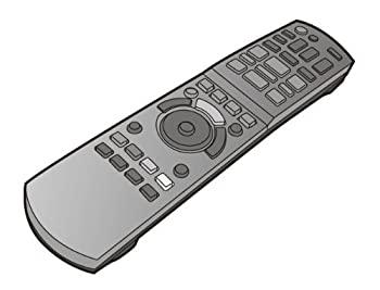【中古】Panasonic ブルーレイディスクレコーダー用リモコン N2QAYB000686