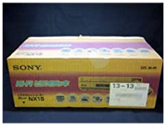 訳あり 中古 SONY VHSビデオデッキ SLV-NX15 定価