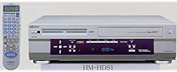 中古 Victor ハイブリッドビデオレコーダー HDD S-VHS HM-HDS1 レコーダー ☆送料無料☆ お気に入 当日発送可能