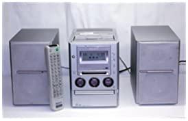 中古 大人気! SONY ソニー CD MDLP コンポ HCD‐M10 カセット ミニコンポ 限定タイムセール