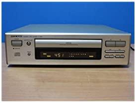 本日の目玉 中古 ONKYO INTEC275 定番キャンバス CDプレーヤー C-710M シルバー