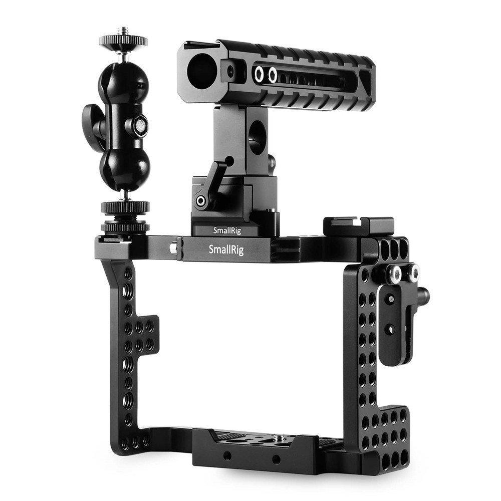 SMALLRIG DSLRキット 撮影機材キット 撮影補助機材-1894