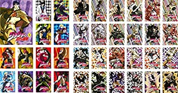 大幅にプライスダウン 中古 ジョジョの奇妙な冒険 全13巻 + スターダストクルセイダース 期間限定お試し価格 全37巻セット 全24巻 レンタル落ち マーケットプレイスDVDセット商品