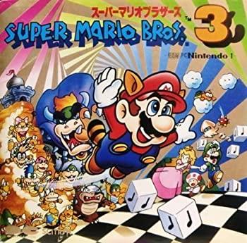 中古 SUPER MARIO BROS.3-G.S.M Nintendo 優先配送 販売実績No.1 FC 1