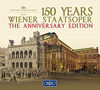 中古 150 Years 予約販売 Staatsop 開催中 Wiener
