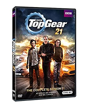 完売 中古 Top Gear DVD 21 公式ストア