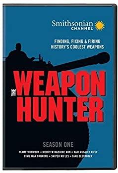 中古 Smithsonian: The Weapon 2020新作 DVD お得セット Import Hunter