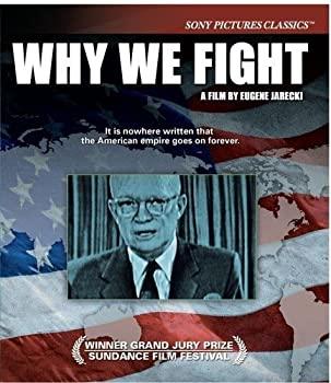 中古 Why We 卓越 Import Blu-ray Fight 誕生日プレゼント
