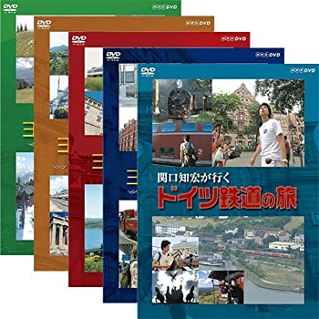 中古 百貨店 関口知宏が行く 鉄道の旅 新品■送料無料■ 全5巻セット DVD