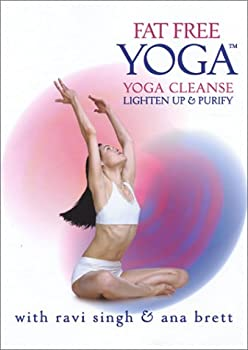 中古 新作通販 男女兼用 Fat Free Yoga: Yoga Cleanse Up Lighten - Purify DVD