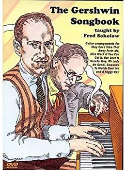 中古 現品 Gershwin Songbook Guitar 販売期間 限定のお得なタイムセール Import DVD Arrangements