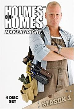 中古 激安挑戦中 Holmes on 低廉 Homes: Season 4 DVD