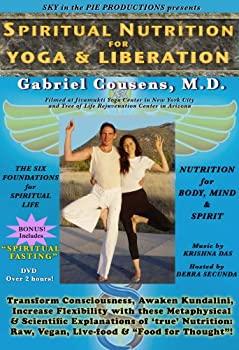 中古 Spiritual Nutrition メイルオーダー for Liberation DVD Yoga 推奨