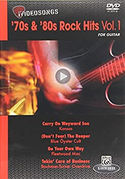<title>中古 Ivideosongs: 70's 80's Rock Hits 1 DVD Import メーカー直送</title>
