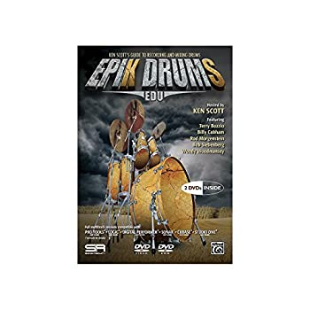 新入荷 流行 当店限定販売 中古 Epik Drums DVD Import