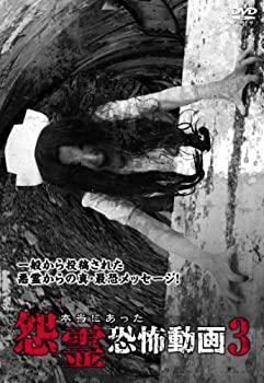 中古 バーゲンセール 本当にあった怨霊恐怖動画 3 高級品 DVD