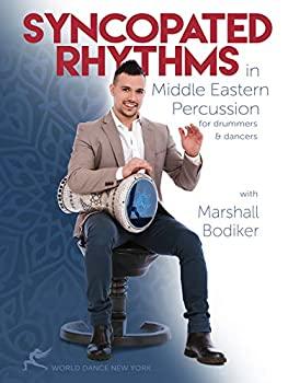 中古 Syncopated 正規品送料無料 Rhythms in 安い Percussion Eastern Middle DVD