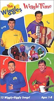 中古 The Wiggles - 期間限定特価品 VHS 時間指定不可 Import Time Wiggle