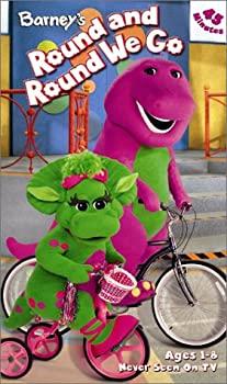 中古 Barney - 販売実績No.1 Barney's Round Import VHS Go We 限定価格セール and