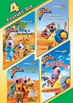 中古 Koala Brothers DVD 全品送料無料 Import 激安特価品 Quad