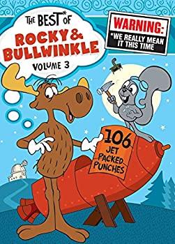 【中古】Best of Rocky & Bullwinkle 3 [DVD]