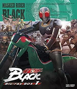 【中古】仮面ライダーBLACK Blu‐ray BOX 1 [Blu-ray]