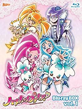 【中古】ハートキャッチプリキュア! Blu-ray BOX Vol.1(完全初回生産限定)