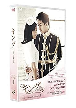 【2020 新作】 【】キング ~Two Hearts スペシャル・プライスDVD-BOX 1, BONFUKAYA b326a354