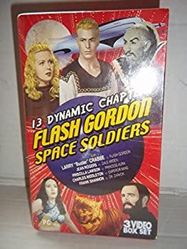 中古 奉呈 Flash Gordon: ギフ_包装 VHS Soldiers Space