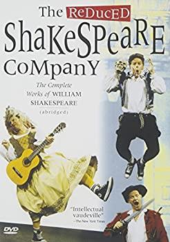 中古 NEW 本物 ARRIVAL Reduced Shakespeare DVD Import Company