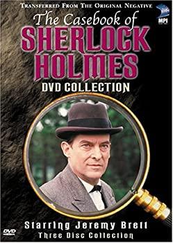 中古 Casebook of Sherlock Import DVD 倉 Holmes Collection バースデー 記念日 ギフト 贈物 お勧め 通販